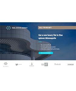 Inmobiliaria1 Landing WebPageSP.com