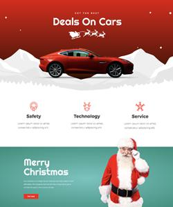Navidad2 OnePage WebPageSP.com