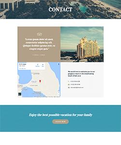 Hotel Contacto WebPageSP.com