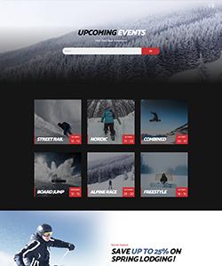 Snowboard Servicios WebPageSP.com